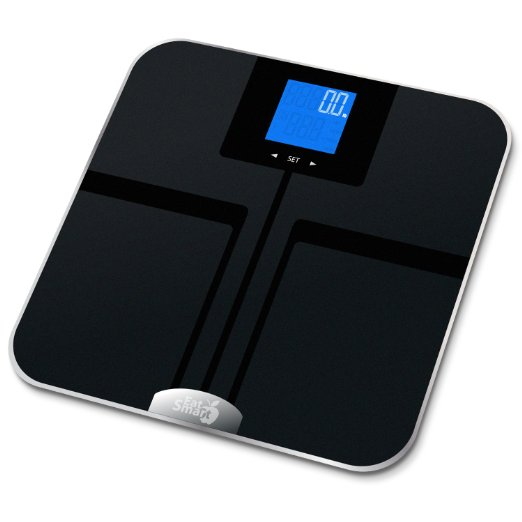 EatSmart body fat scale
