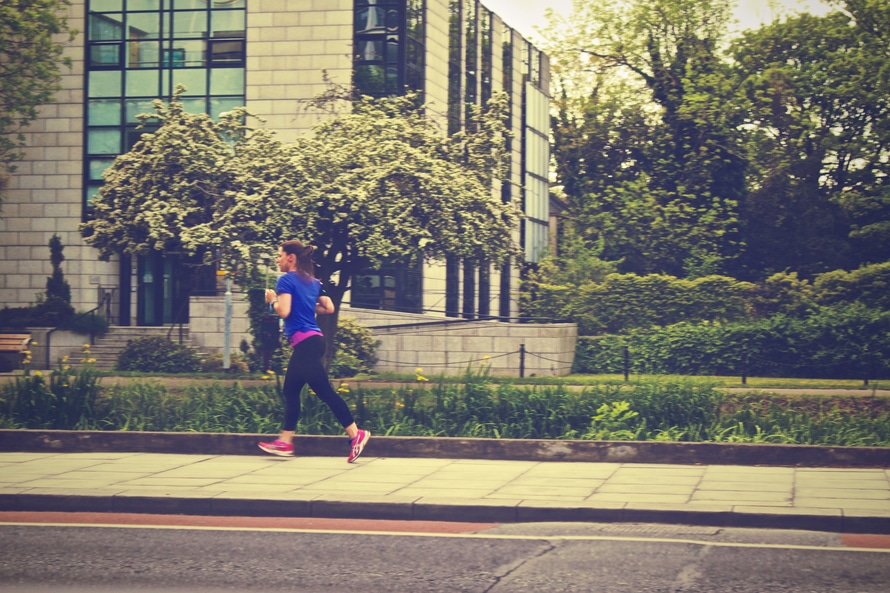 cardio for weight loss - running